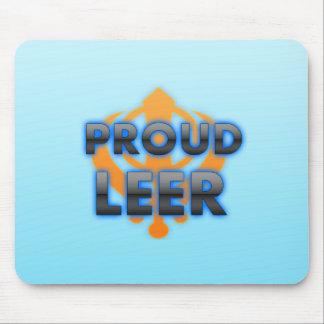 Proud Leer, Leer pride Mouse Pad