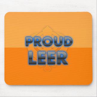 Proud Leer, Leer pride Mousepads