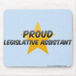 Proud Legislative Assistant Mouse Pad