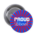 Proud Liberal Button