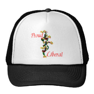 Proud Liberal Trucker Hat