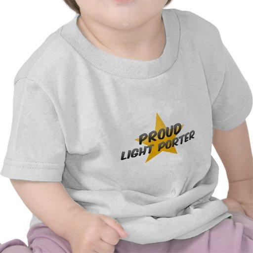 Proud Light Porter T Shirts