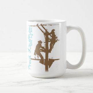 Proud LineMom Mug