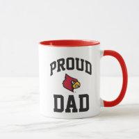 Proud Louisville Dad Mug
