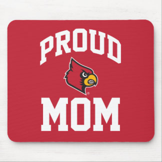 Proud Louisville Mom Mouse Pad