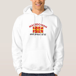 Proud Macedonian Pullover