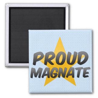 Proud Magnate Magnet
