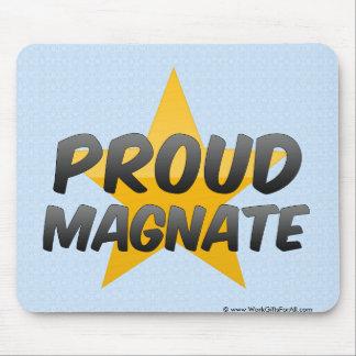 Proud Magnate Mouse Pad