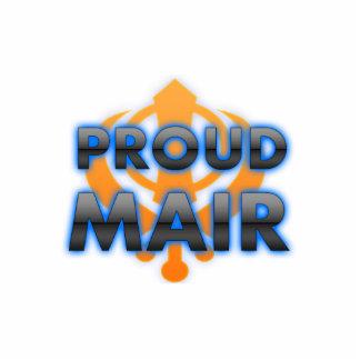 Proud Mair, Mair pride Photo Cut Outs