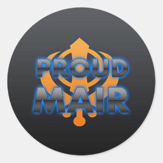 Proud Mair, Mair pride Sticker
