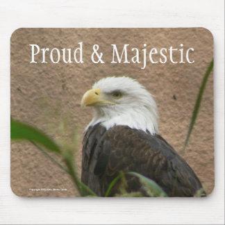 Proud & Majestic Mouse Pad