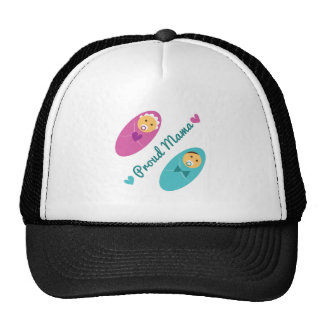 Proud Mama Trucker Hat