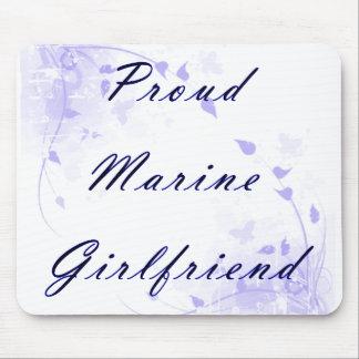 Proud Marine GF Mouse Pad