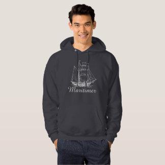 Proud Maritimer nautical Nova Scotia ship sweater