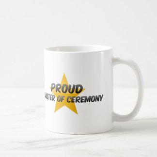 Proud Master Of Ceremony Coffee Mug