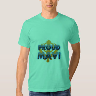 Proud Mavi, Mavi pride Shirts