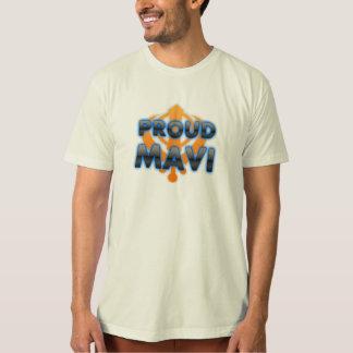 Proud Mavi, Mavi pride Tee Shirts