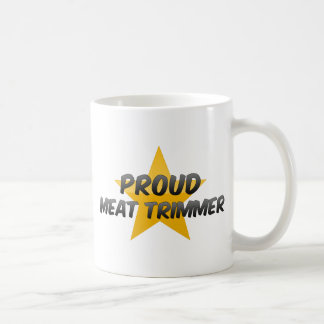 Proud Meat Trimmer Coffee Mugs