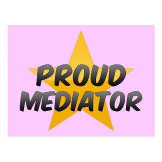 Proud Mediator Post Card