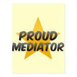 Proud Mediator Postcards