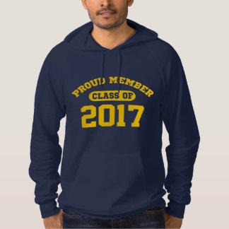 Proud Member Class Of 2017 Hoodie