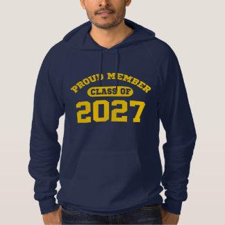 Proud Member Class Of 2027 Hoodie