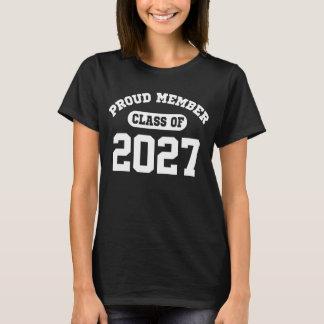 Proud Member Class Of 2027 T-Shirt