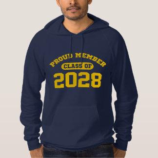 Proud Member Class Of 2028 Hoodie
