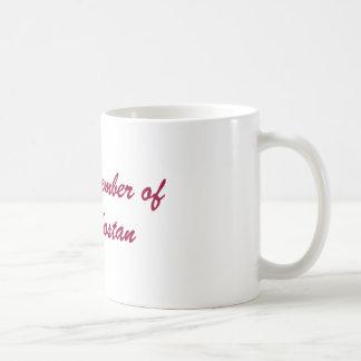 Proud Member of Kult Kostan Coffee Mug