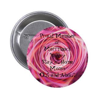 Proud Member of Merrimack Valley Sta Buttons