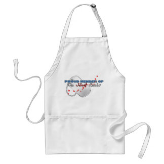 Proud Member of the Silent Ranks Adult Apron