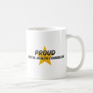 Proud Mental Health Counselor Mug