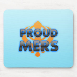 Proud Mers, Mers pride Mouse Pad