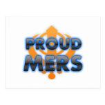 Proud Mers, Mers pride Post Cards