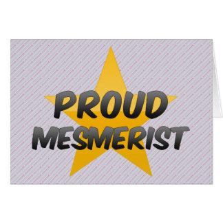Proud Mesmerist Card