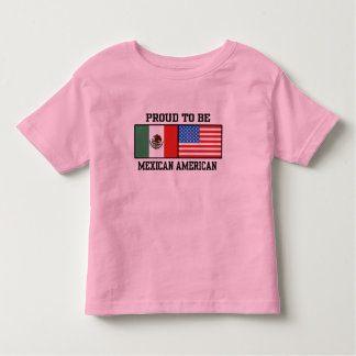 Proud Mexican American T Shirt