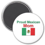 Proud Mexican Mom Magnet