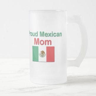 Proud Mexican Mom Coffee Mugs
