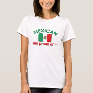 Proud Mexican T-Shirt