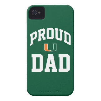 Proud Miami Family - the U iPhone 4 Case-Mate Case