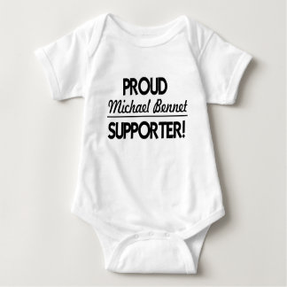 Proud Michael Bennet Supporter! T-shirts