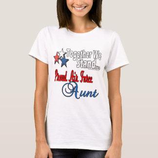 Proud Military Aunt T-Shirt