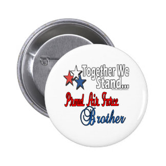 Proud Military Brother Pins