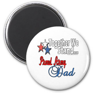 Proud Military Dad Magnet