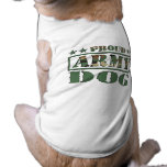 Proud Military Dog T-Shirt