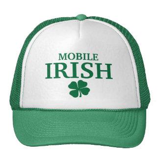 Proud MOBILE IRISH! St Patrick's Day Trucker Hat