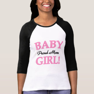 Proud Mom Baby Girl Tshirts and Gifts