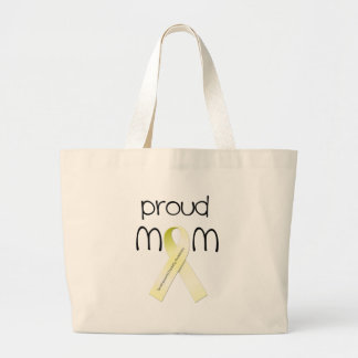 Proud Mom Canvas Bags
