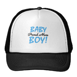 Proud Mom Boy Tshirts and Gifts Trucker Hat
