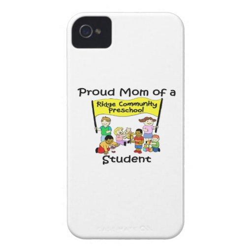 Proud Mom iPhone 4 Case